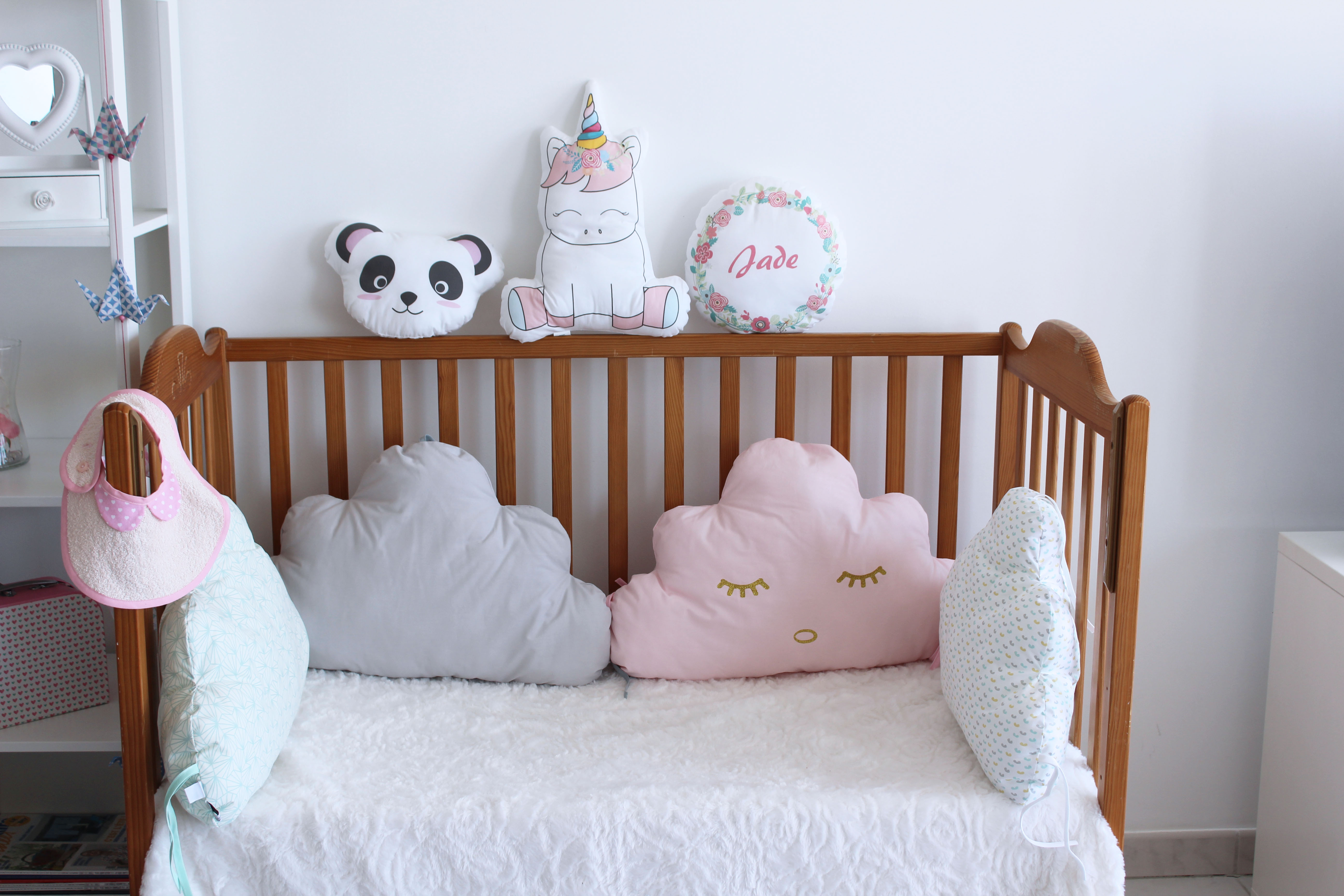 kimanae decoration personnalisee pour bebe