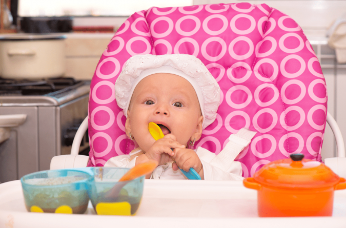 Baby Food Cooker